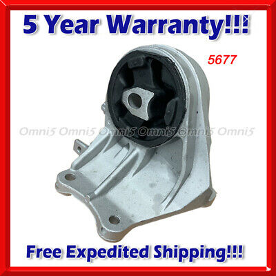 3.9L AUTO T970 Rear Transmission Mount for 06-09 Pontiac G6// 06-07 Chevy Malibu