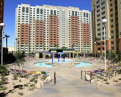 2Br Lockoff @ Grandview At Las Vegas Annual Gold Crown Timeshare Deed