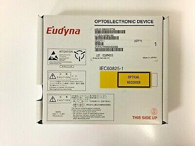 FRM5W232BS EUDYNA -- Optical Receiver. 1 Factory box of 1 -- NEW