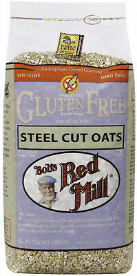 Bob's Red Mill, Gluten Free Steel Cut Oats, 24 oz (680 g)