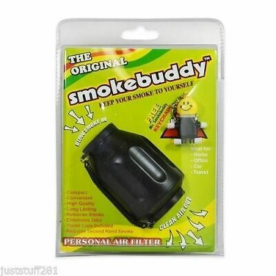The Original Smoke Buddy Personal Air Filter BLUE  Style odorless air