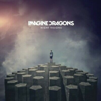 Imagine Dragons - Night Visions: Deluxe Edition [CD New]