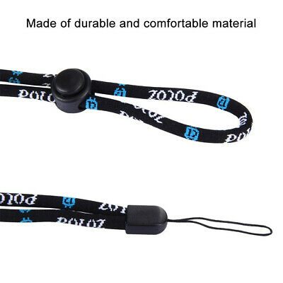 Portable Convenient Adjustable Wrist Straps Hand Lanyard for IPhone Camera GoPro