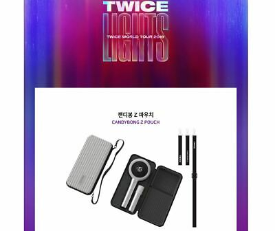 [Twice] - Twice 2019 World Tour Official Md Candybong Z Pouch
