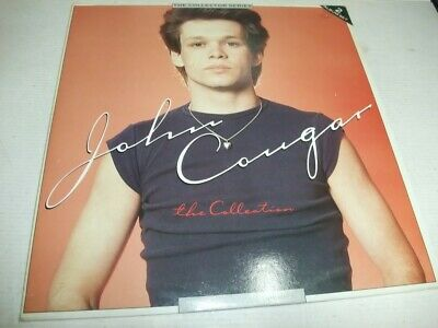 JOHN COUGAR: The Collection 2LPs (UK-Collector Series 1985)