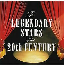 Readers Digest Legendary Stars Of The 20Th Century.    /   4 Cd Fatbox
