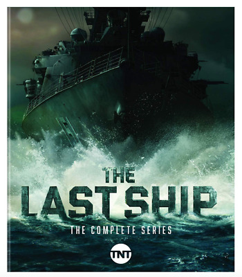 The Last Ship Season Complete Series DVD Region 1 - Brand new & sealed