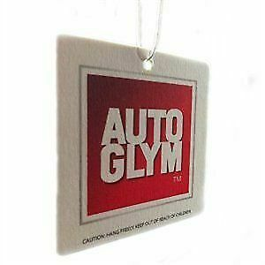 3 x Autoglym Hanging Car Interior Air Freshener