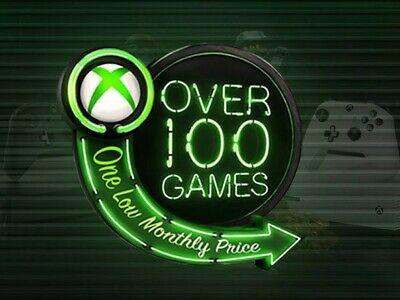 Xbox Game Pass 12 month subscription