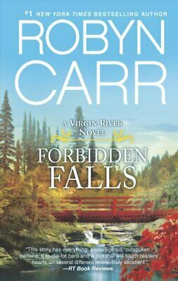 A Virgin River Novel: Forbidden Falls 8 by Robyn Carr (2014, Paperback)