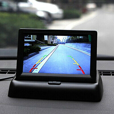 "4.3"" Car Rear View Monitor Screen for Truck Van Reversing Backup Parking Camera"