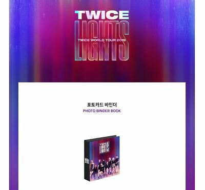[Twice] - Twice 2019 World Tour Official Md Photo Binder Book