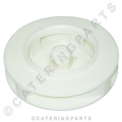 104mm IMPELLER FOR ZF400SX WASH PUMP DISHWASHER & GLASSWASHER MOTOR IMPELLOR