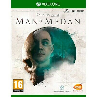 Preordine 30 agosto 2019 - THE DARK PICTURES MAN OF MEDAN Xbox One