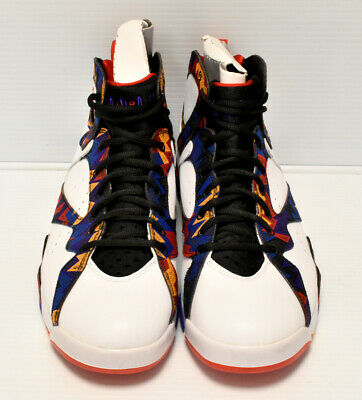 """NEW Air Jordan 7 VII Nothing But Net """"Ugly Sweater"""" 304775-142 Sz11"""