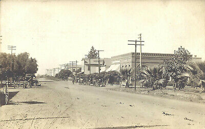 Six Vintage (Early 20th Century) California Postcards