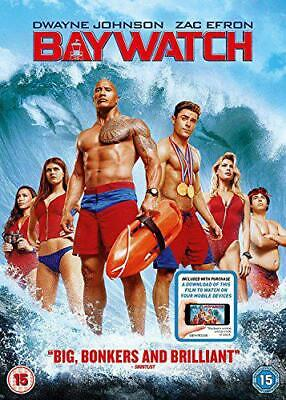 Baywatch (DVD + digital download) [2017], New, DVD, FREE & Fast Delivery