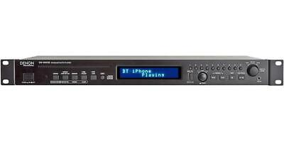 Denon Professional - DN-500CB - Cd/usb Media Player With Bluetooth Receiver - 1u