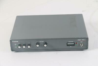 Extron RGB 202xi  Universal Analog / ECL / TTL System Interface With ADSP