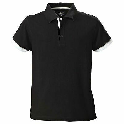 ANDERSON | Mens Contrast Modern Fit Polo Shirt
