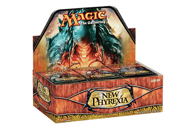 4x Playset MTG Magic the Gathering Complete Set of 4 x4 Cards Pick New Phyrexia
