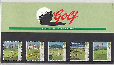 GB 1994 Golf - Presentation Pack - No. 249 Royal Mail Stamps