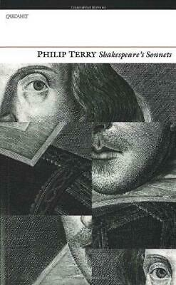 Shakespeare's Sonnets, Philip Terry, Good Condition Book, ISBN 9781847770721