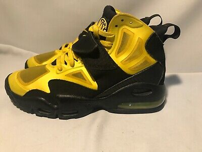 online retailer 30f28 36fee NIKE AIR MAX EXPRESS BLACK SPEED YELLOW 525224-700 Men s Size 11 Sneakers