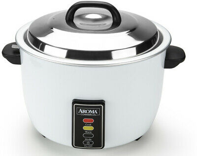 Commercial Rice Cooker Warmer Aroma 60 Cup Big Large Business Restaurant