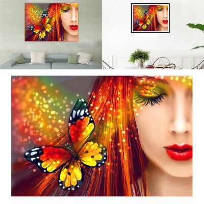DIY 5D Full Drill Diamond Painting Embroidery Cross Stitch Kit Home Decor Gifts