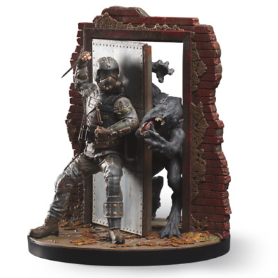 Metro Exodus Spartan Collector's Edition STATUE NO GAME OR CONTENT JUST STATUE