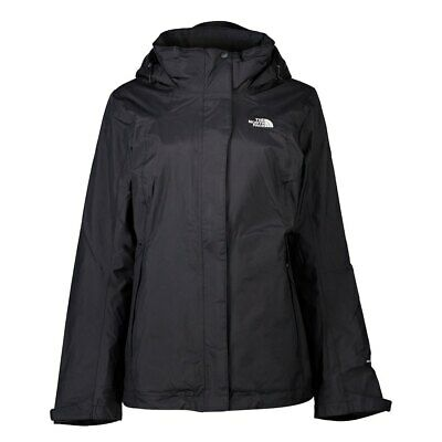 The North Face Evolution Ii Triclimate Negro T17207/ Chaquetas Mujer Negro