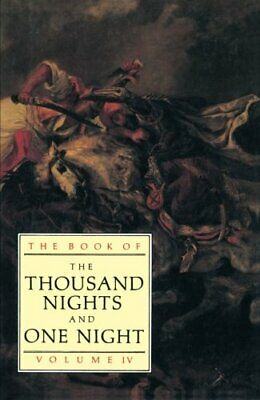 The Book of the Thousand and One Nights (Vol 4): Volume 4 (Arabian Nights),J.C.