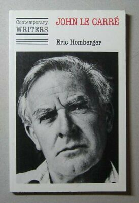 John Le Carre (Contemporary Writers),Eric Homberger