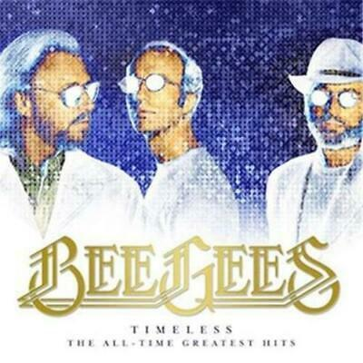 BEE GEES Timeless The All-Time Greatest Hits CD BRAND NEW