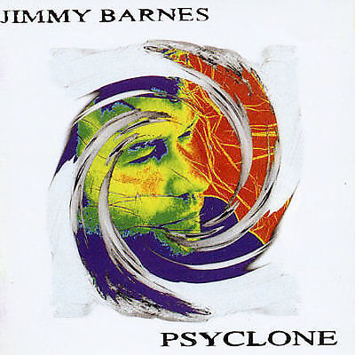 JIMMY BARNES Psyclone CD BRAND NEW