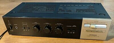 Vintage Pioneer SA-130 Stereo Integrated Amplifier Amp HiFi Separate with Phono