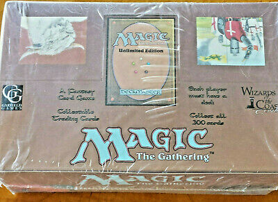 4x Playset MTG Magic the Gathering Complete Set of 4 x4 Cards Unlimited Edition