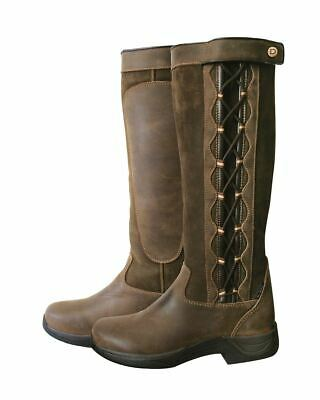 Dublin Pinnacle Boots Waterproof Leather Breathable Interior Arch Support