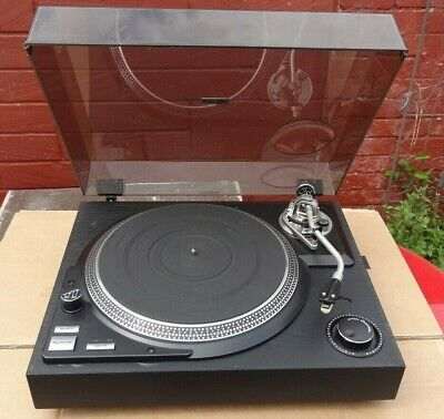 Sherwood PM-8550 Stereo Turntable