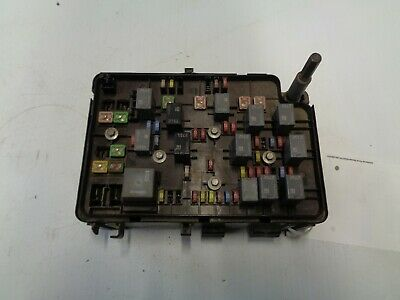 10 2010 CHEVROLET Cobalt Fuse Box Control Module Bcu Bcm ... Under The Hood Fuse Box Chevy Cobalt on chevy equinox wiring-diagram, chevy fuse box diagram, chevy colorado fuse box on,