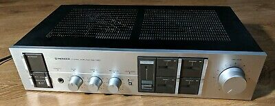 Rare Vintage Pioneer SA-740 Stereo Integrated Amplifier HiFi Separate