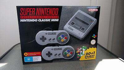 Super Nintendo SNES Classic Mini + 231 TOP GAMES + Multi Charge USB + EXPRESS