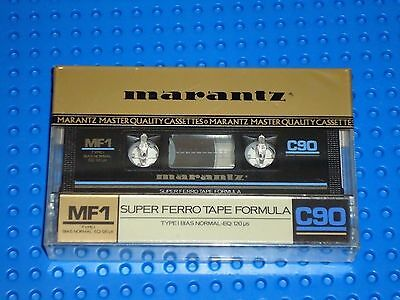 Marantz  Mf  I   90     Blank Cassette Tape (1) (Sealed)