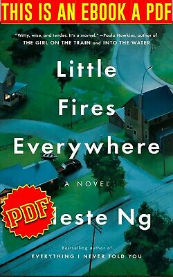 Little Fires Everywhere by Celeste Ng 🔥[PDF]🔥