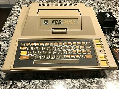 ATARI 400 Personal Computer 16K in clean condition and working!