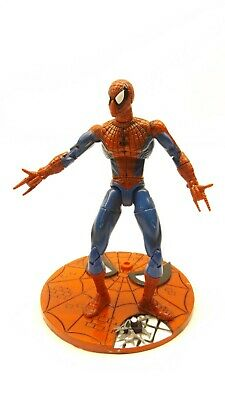 "Marvel Legends 6"" Inch Toybiz Spider-Man Classics Series 1 Loose Complete"