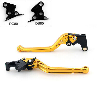 Long Brake Clutch Levers For Ducati MS4/MS4R M900/M1000 996 998 B S R 900SS G/M