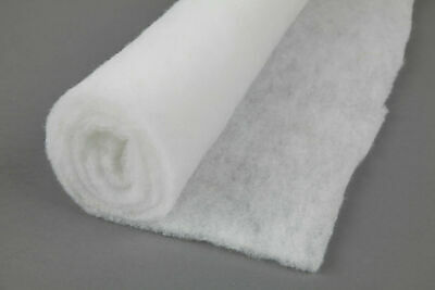 Polyester Wadding for Quilting and Upholstery or Craft Padding