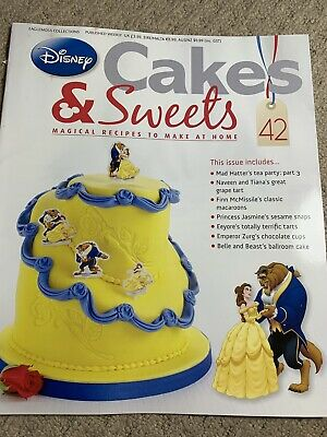 Disney Cakes & Sweets Magazine Issue 42 (MAG ONLY)